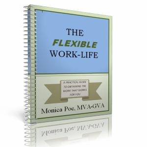 The Flexible Work-life Graphic Pic